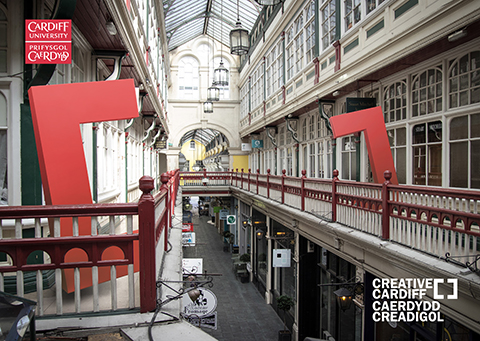 Creative Cardiff is a network bringing together creatives from across the city