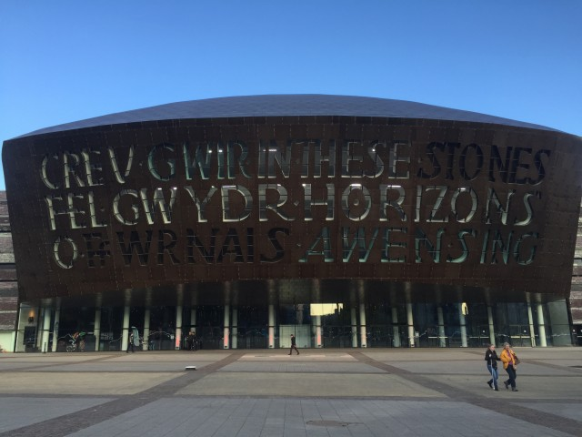 Wales Millennium Centre - Home of Hijinx