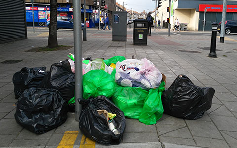 litter is a problem that refuses to go away
