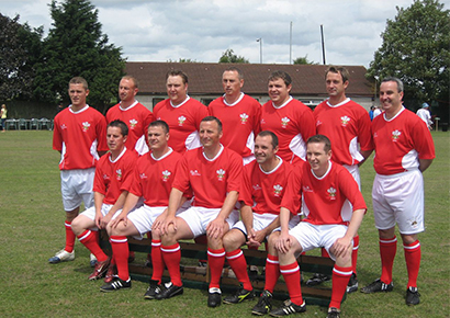 The Wales Welsh baseball team