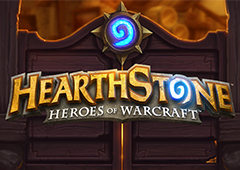 Hearthstone opening title