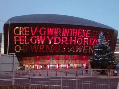 The Millennium Centre will play host to a series of events
