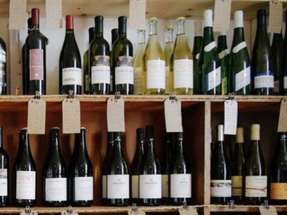 Wright's Wines are all organic and natural wines from France