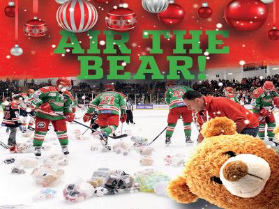 Air The Bear Cardiff Devils
