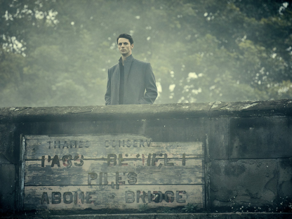 Matthew Goode plays Matthew Clairmont in the drama. (Image Curtesy of Sky and Bad Wolf Productions)