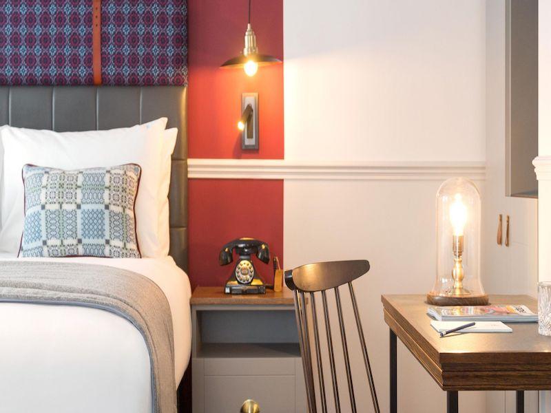 photo of hotel indigo cardiff.