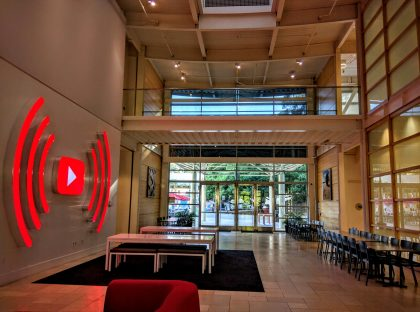 YouTube office