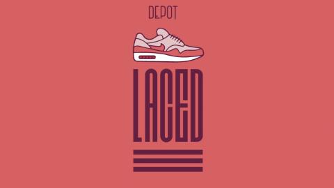 laced at depot