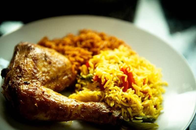 African food Inyamat