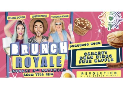 Cardiff drag brunch