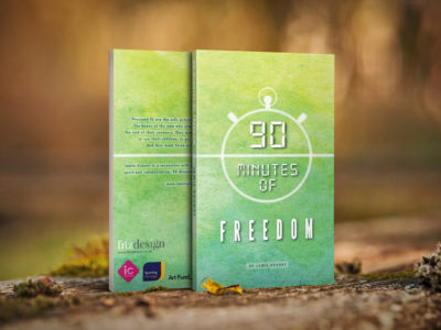 90 Minutes of Freedom book cover