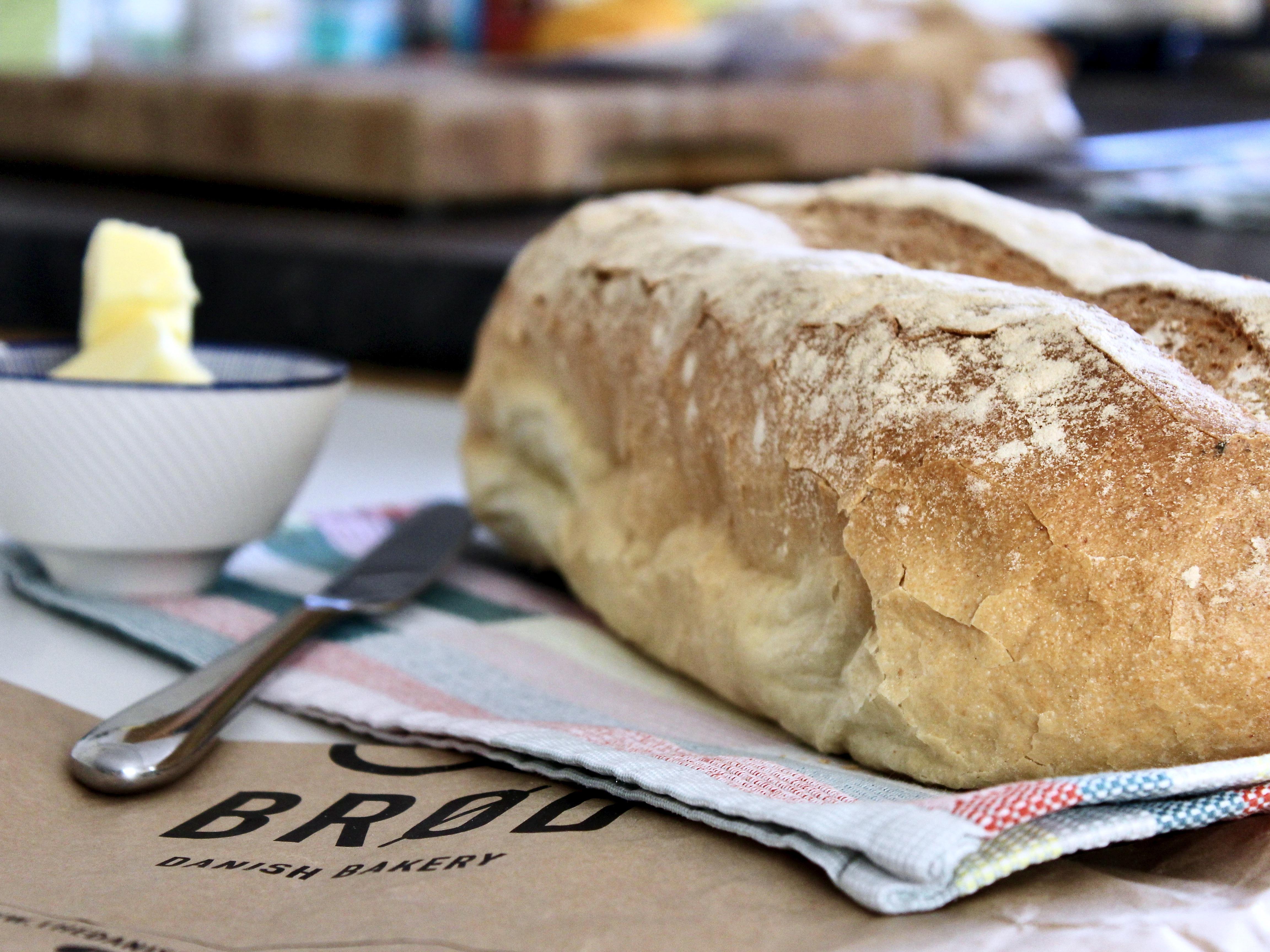 Loaf of BROD