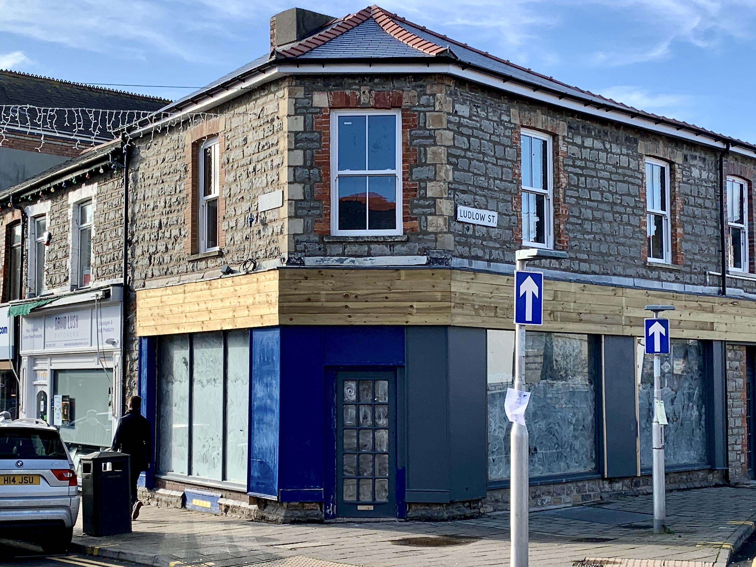 BROD new premises in Penarth