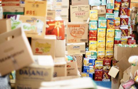 Cardiff Foodbank Feature Image