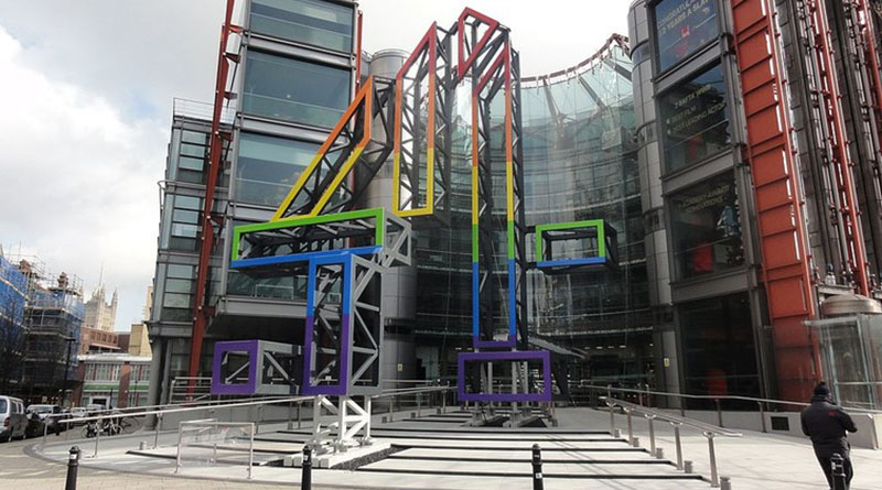 Channel 4's headquarters