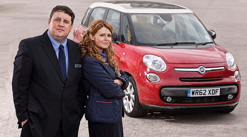 Peter Kay's Car Share