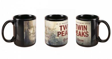 Twin Peaks mugs
