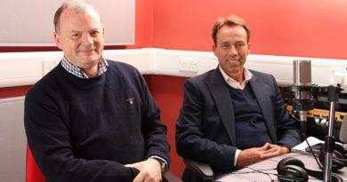Richard Sambrook and Ben Brown