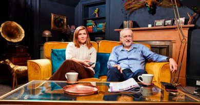 Jeremy Corbyn is on Gogglebox with Jessica Hynes