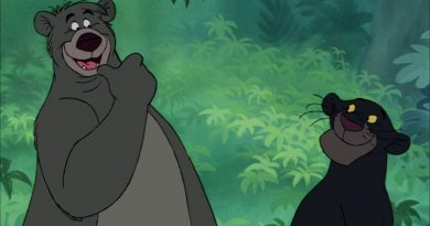Baloo from the Jungle Book