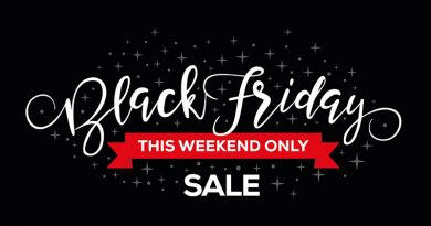 Black Friday Sale - Illustration