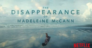The Disappearance of Madeline McCann - Netflix