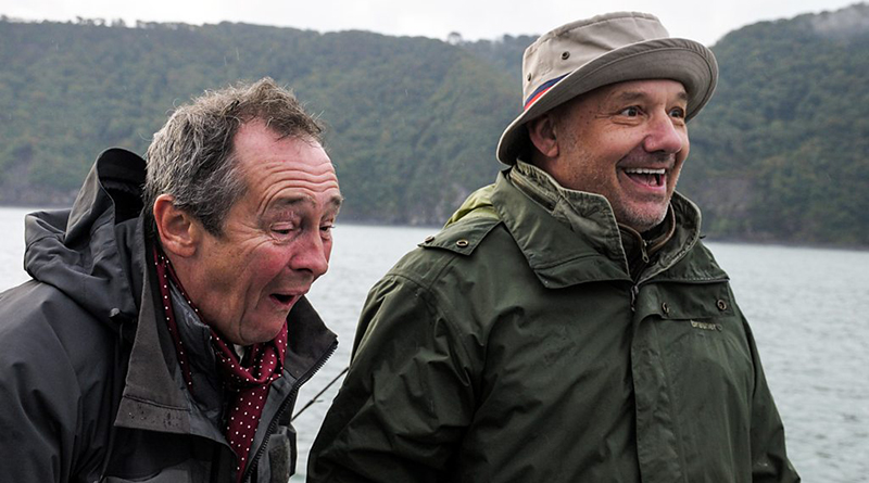 Paul Whitehouse and Bob Mortimer: Gone Fishing