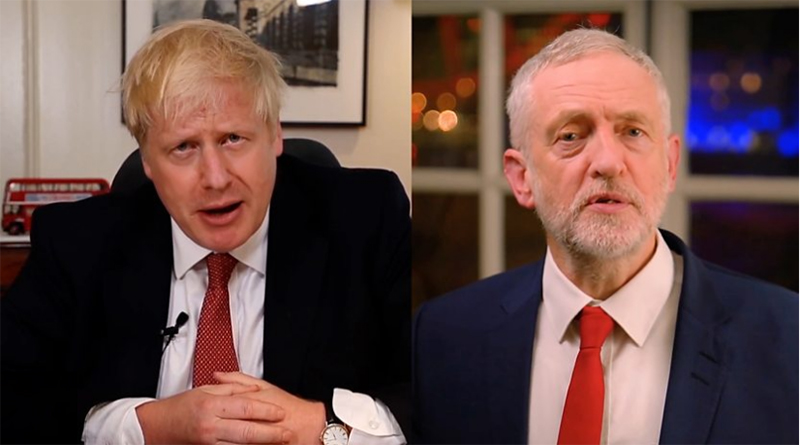 Deepfake videos of Boris Johnson and Jeremy Corbyn